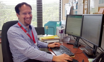 Improving communication key for new QEII Allied Health Director