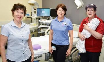 Logan Hospital 25 years of maternity