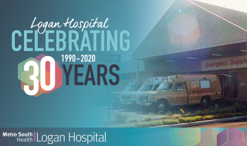 Logan Hospital turns 30