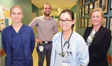 Awards recognise Redland Hospital's best and fairest doctors