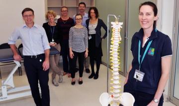 Back assessment clinic PAH news