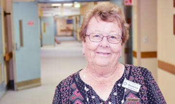 Beatrice devotes 40 years to Beaudesert Hospital