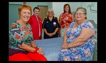 Beaudesert palliative care donation