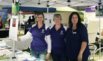 Hospital Auxiliary at Beaudesert Show