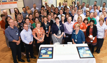 Bayside launch new Staff Charter