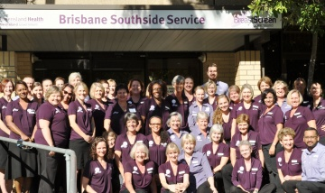 BreastScreen Queensland Brisbane Southside Service