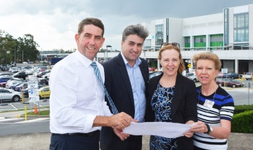 New Logan Hospital car park to address demand from patients and staff