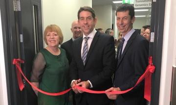 Australian Translational Genomics Centre (ATGC) opening