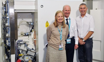 The new Cyclotron facility at PA Hospital delivering PET technology