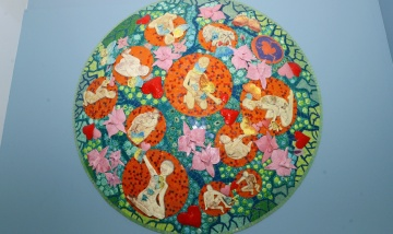 DonateLife artwork mosaic
