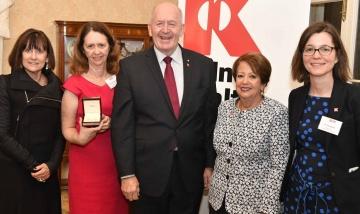 PAH Nephrologist receives top honour - Dr Carmel Hawley