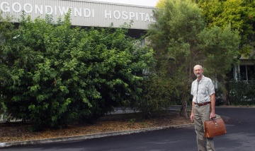 Dr Garrahy Cardiac Outreach Goondiwindi
