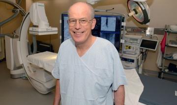 Dr John Harper - Interventional Radiology