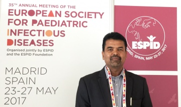 Paediatric presentation puts Redland Hospital on world stage