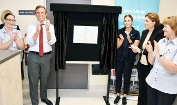 New medical ward opening