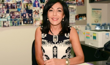 Tina Coco from scrub nurse to Australia's highest honour - PAH news