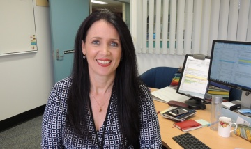 qeii new director nursing