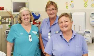 Nursing comes a long way over last 30 years at Redland Hospital