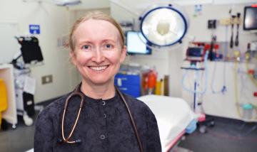 Dr Ellen Burkett