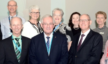 Metro South Chief Executive Dr Richard Ashby farewelled - PAH news
