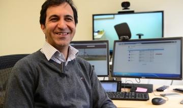 Dr Farhad Fatehi New diabetes App being trialled at PAH