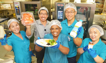 Patients rate Redland Hospital's menu changes among best in state