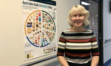 Petra Jung QEII Diabetes Nurse Educator