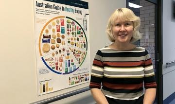 Petra Jung QEII Diabetes Nurse Educator