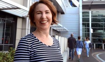 Gail Shearer, Womens Legal Service