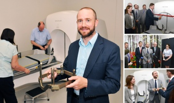 Gamma Knife official opening at PA Hospital