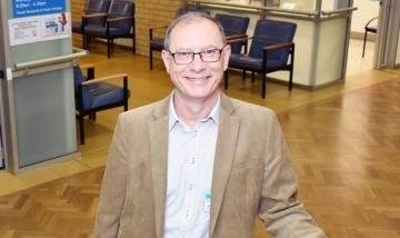 New Redland Hospital Director Medical Services