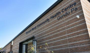 Wynnum-Manly Community Health Centre Gundu Pa