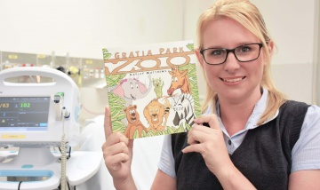 Logan Hospital nurse releases first book