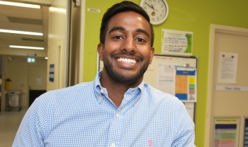 New docs start work at Logan Hospital