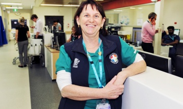 Janelle McNeil has become PAH's first Credentialed Emergency Nurse news article