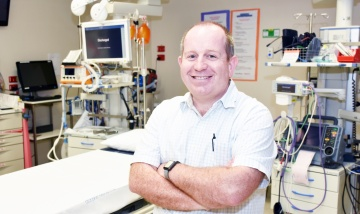 Dr Sutherland takes on new Redland ED role