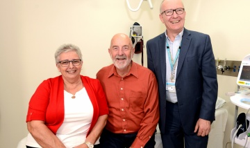 Chemo-free treatment for lung cancer - PAH news