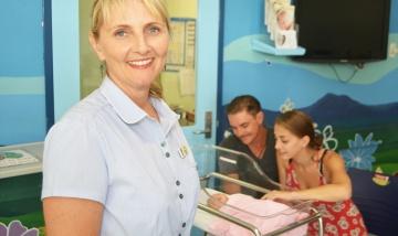 Logan Hospital reaches major milestone with 70,000 births
