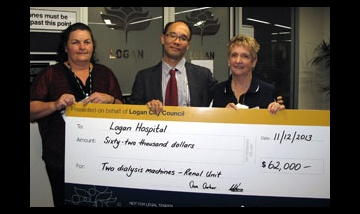 Logan City Mayoress' Committee