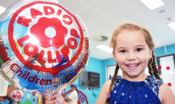 Radio Lollipop launches new look playroom