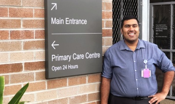 Manjeet afoot with expanded services