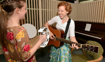 Music Therapy Bethany Best news article