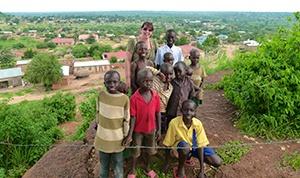 PA hopsital nurse in Uganda