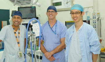 New anaesthesia technique a breath of fresh air for patients PAH news