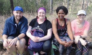 PAH urses attempt Oxfam 100km challenge - PAH news
