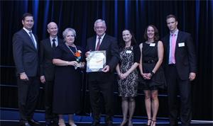 PAH nursing award