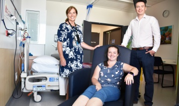 Palliative Care new chair