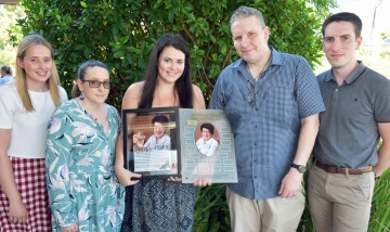 Janelles memory lives on in midwifery award