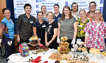 Logan Physio bake sale