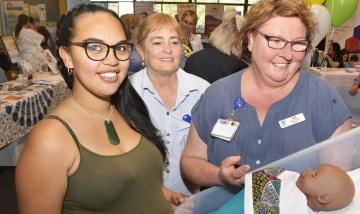 Midwives shine a light on logan